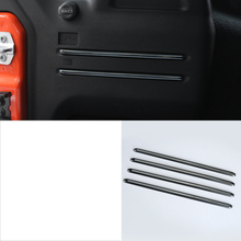 lsrtw2017 carbon fiber car seat memory buttons frame trims decoration for volkswagen arteon 2017 2018 2019
