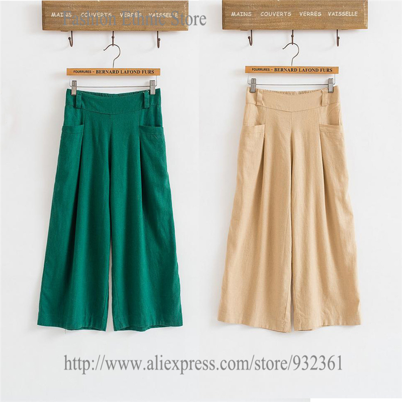 Popular Stretch Linen Pants-Buy Cheap Stretch Linen Pants lots ...