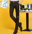 New Summer Style Free Shipping!Men's Super Slim Anti-wrinkle Straight Thin Suit Pants 43