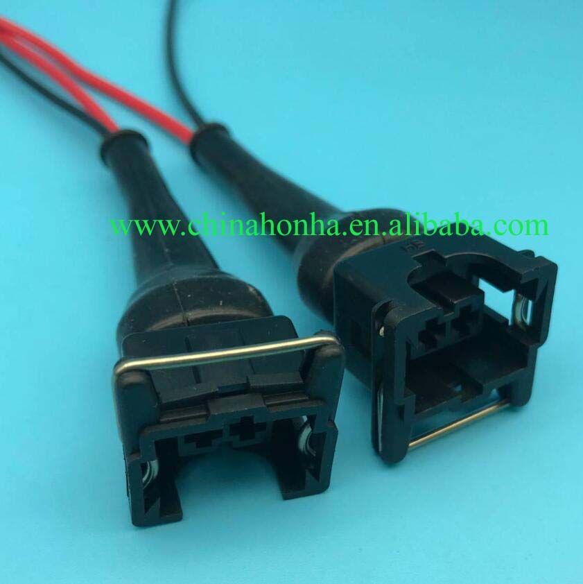 RC Fuel Injector Plug EV1 Pigtail Wiring Clip  BOSCH OBD1