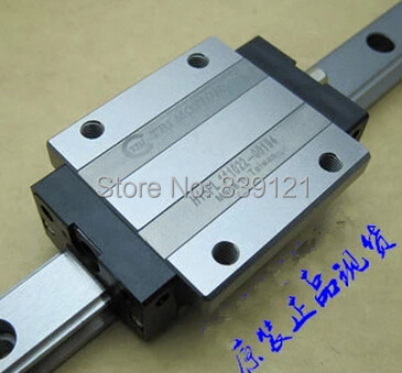 Original TBI linear guideway bearings block TRH20FN with rail TR20 400mm