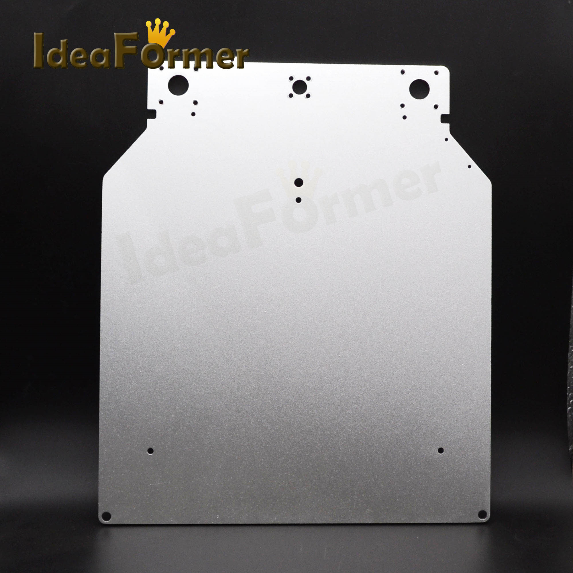 все цены на UM2 Z Table aluminum heat bed hot Base Plate platform support 3D printer parts онлайн