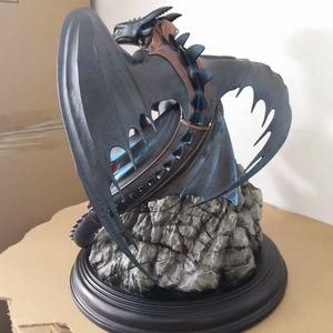 Image 5 - Comment former votre Dragon figurine sans dents jouet cadeau enfant