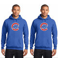 New Chicago Cubs Bear 2016 World Series Men's Casual Loose Hoodie Sweatshirt Size S-2XL