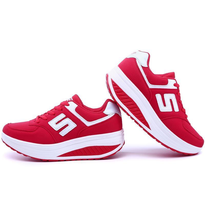 Лето 2017 г. для девочек повседневная обувь из искусственной кожи Модная одежда для девочек s Дизайн спортивная обувь для студентов Бег обуви #...