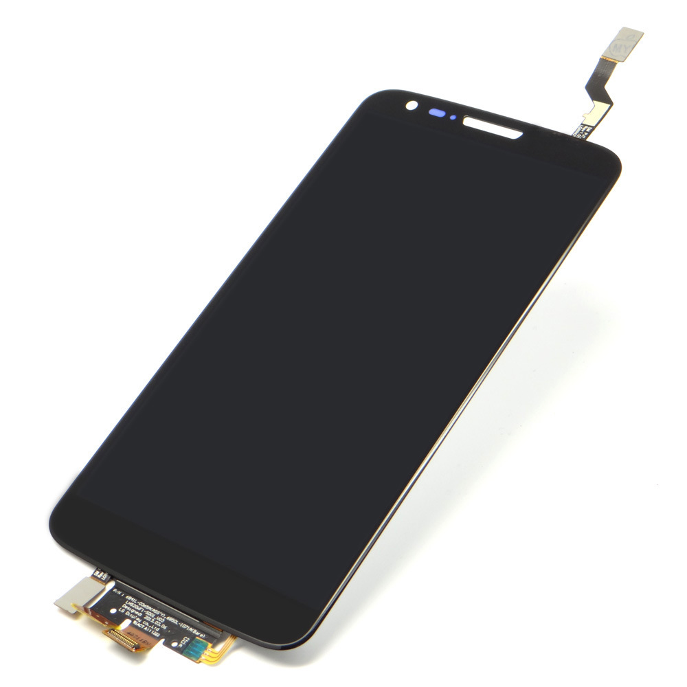 imágenes para Nuevo lcd para lg g2 d802 d805 pantalla lcd + pantalla táctil con la asamblea del digitizador