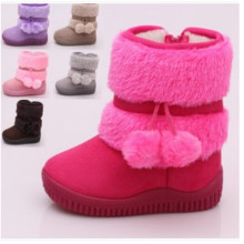Thermal Cotton Padded Boots