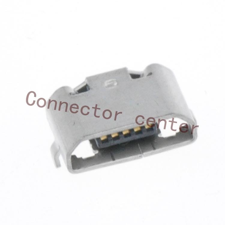 Micro USB Connector For Molex 5PIN Top Mount, Surface Mount Original 105164-0001 original 5145427 5 connector