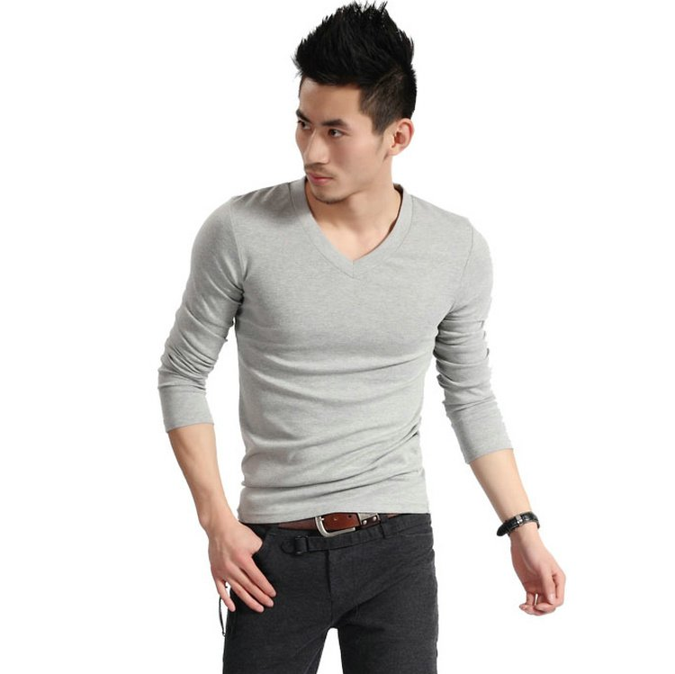 Mens Dri Fit V Neck Shirts