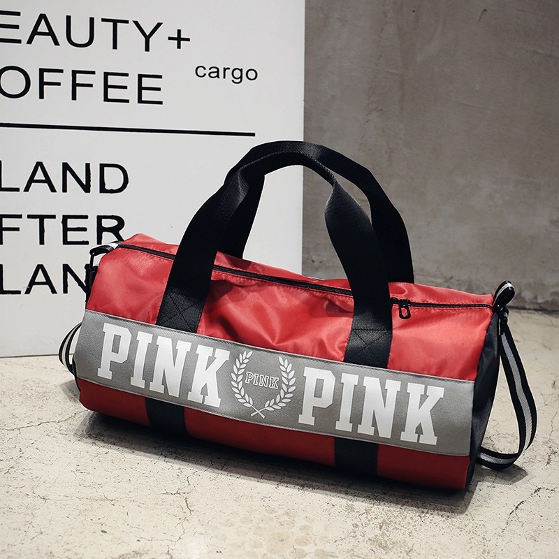 2018 Professional Fitness Shoulder Gym Bag For Shoes Waterproof Portable Training Bag Women Travel Yoga Sac