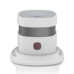 Image 2 - Беспроводной умный датчик дыма HEIMAN Zigbee с противопожарной сигнализацией CE ROSH EN14604, одобренный датчик дыма zigbee, работает с Kaku