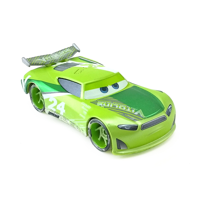 VOITURE DISNEY PIXAR CARS CHASE RACELOTT FIREBALL SERIES