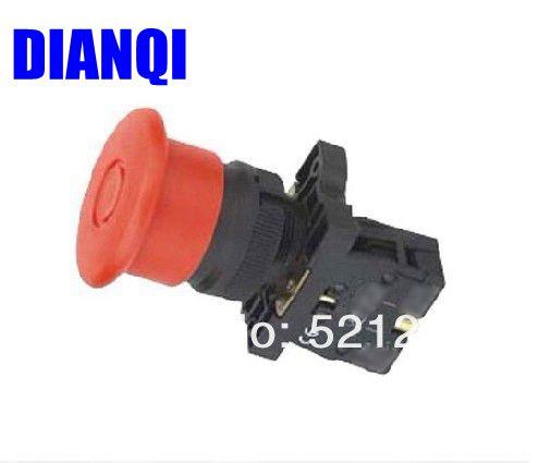 XB2 et45 xb2-et45 push-pull кнопка аварийной остановки глава 40 мм n/c N/O кнопочный переключатель,