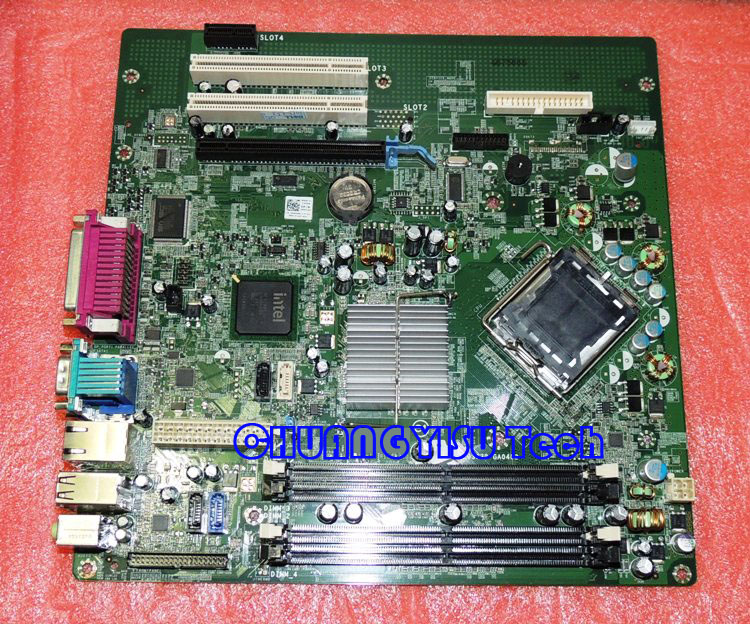 CHUANGYISU LGA775 DDR2 BTX for Original OPX 760/mt Q43/Ddr2/Pn/..
