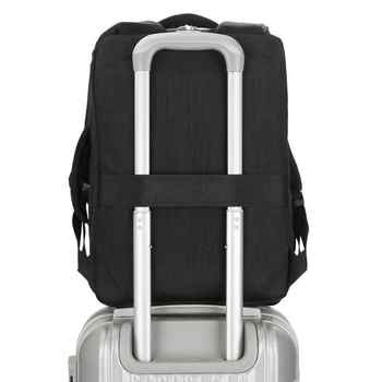 Waterproof 16inch Laptop Backpack Anti Theft Men knapsack USB charging Travel Teenage Backpack bag for men male bagpack mochila