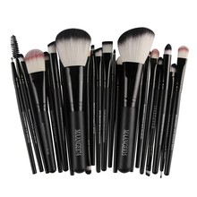Cosmetic Brush Makeup Blusher Eye Shadow Kabuki Brushes Set Tool Kit 22pcs