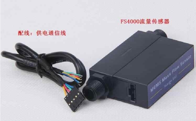 Micro Gas Massadebietsensor FS4003/FS4008 Gashoeveelheidssensor 2L 3L 4L 5L 10L 20L 30L 40L 50L /min