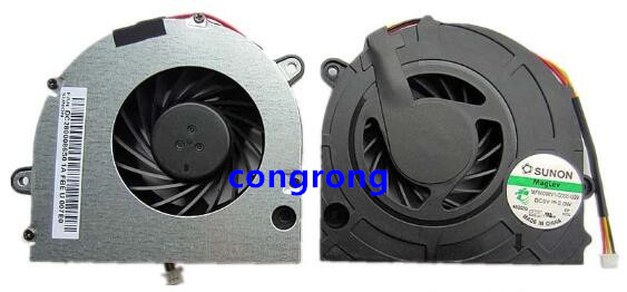Cooling Fan For Lenovo G450 G550 G455 G555 G555A CPU Fan Laptop Fan For TOSHIBA Satellite L500 L505 L555 Cpu Cooling Fan