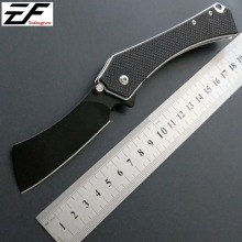 New EF331 Folding Knife D2 Steel Blade G10 Handle Outdoor Camping Tools High Quality EDC Knives