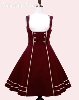 (LLT003) longue sans manches doux Lolita robe courte robe de bal fantaisie robe de bal Halloween fête mascarade Costume