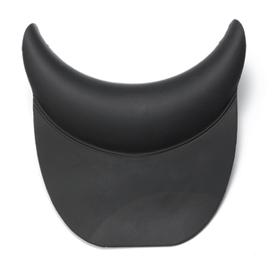 Image 5 - Black Silicone Shampoo Head Pillow Neck Rest With Suction Cup Hair Wash Sink Basin Hairdresser Accessories DIY Home