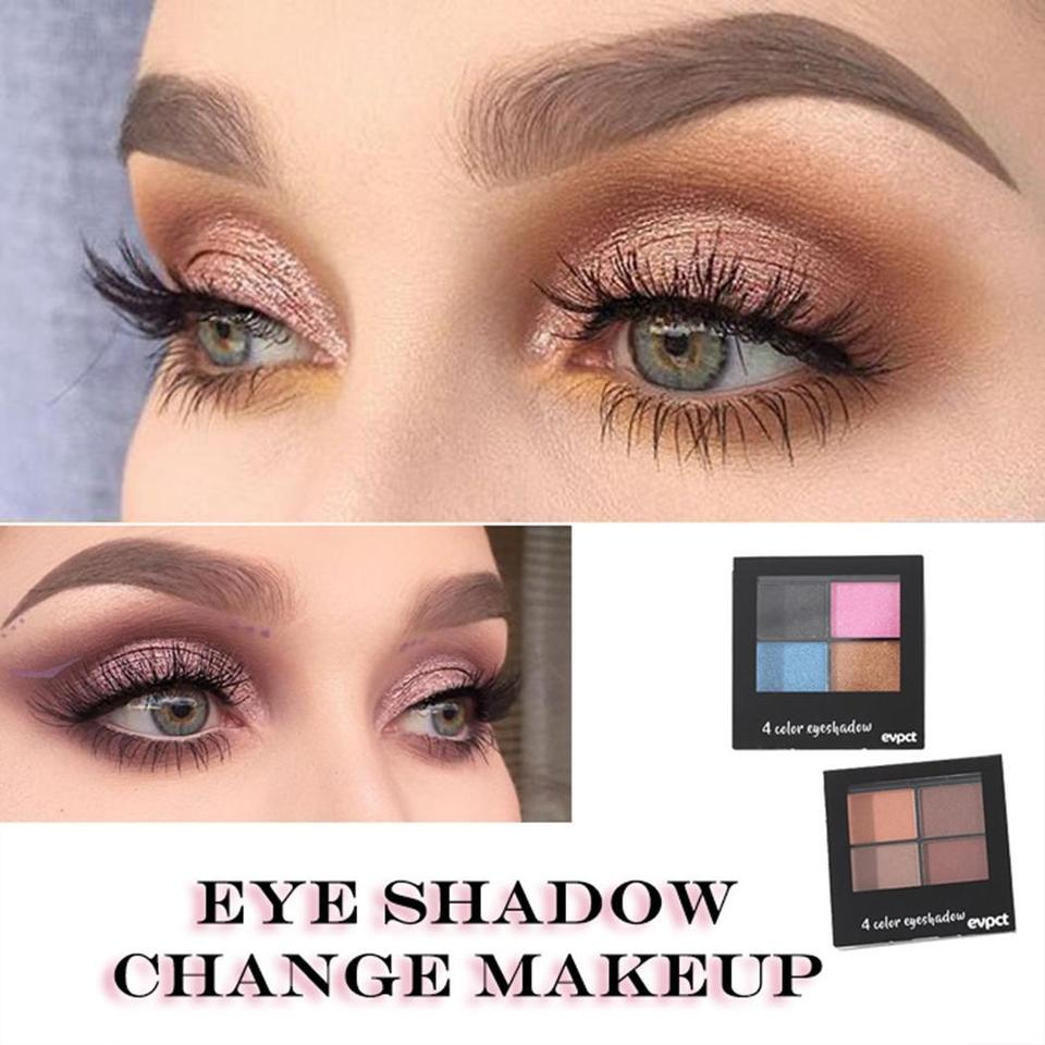 Shimmer Eyeshadow Palette Eye