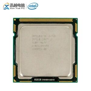Intel Core i5 760 настольный процессор i5-760 четырехъядерный 2,8 GHz 8MB L3 кэш LGA 1156 б/у процессор