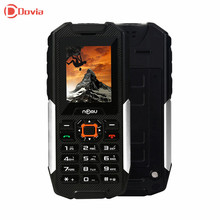NOMU T10 Quad Band Unlocked Phone 2.0 inch IP68 Waterproof Dustproof Shockproof 0.3MP Camera Flashlight