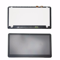 15.6 inch For HP ENVY x360 15t w100 15t w000 15t w200 Touch Digitizer Glass Lens LCD Screen Display Assembly + Bezel Replacement
