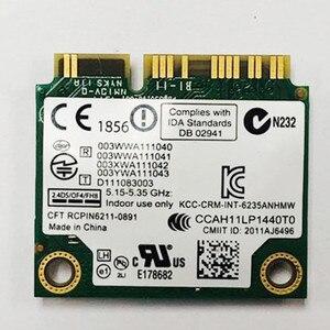 Image 2 - Intel centrino advanced n 300 bluetooth 6235 네트워크 카드 용 듀얼 밴드 6235 mbps 4.0 anhmw 미니 pci e 노트북 무선 wifi 카드