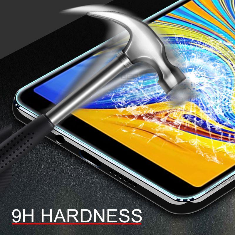 Image 5 - Защитное стекло для samsung Galaxy A7 2018 A750, закаленное стекло для samsung A7 2018, защитная пленка для экрана, защитное стекло 9H-in Специальные чехлы from Мобильные телефоны и телекоммуникации on AliExpress