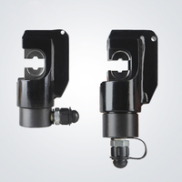 Tipo hidráulico novo da separação da chegada pinça CYO-300H 16-300mm rachado alicate de friso 16t 16-300mm2 da cabeça da braçadeira hidráulica