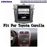 Android 2 г Оперативная память для Toyota Corolla 2007 ~ 2012 автомобилей Радио Аудио Видео Мультимедиа dvd плеер WI FI GPS Navi навигации