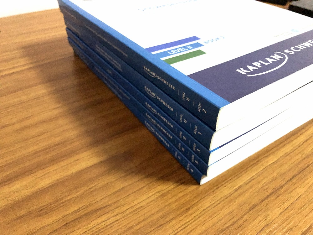 2017 CFA Level II Schweser Study Notes