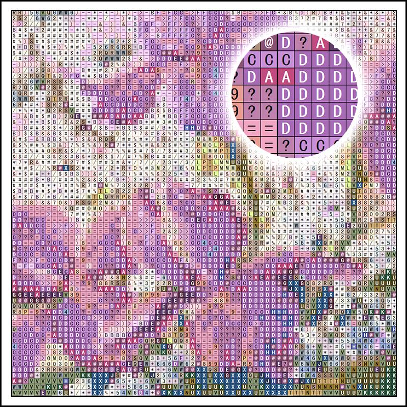 Needlework diy pintura diamante ponto cruz