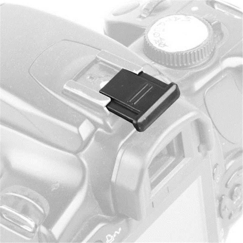 1pc BS-1 פלאש חם נעל מגן כיסוי SLR DSLR מצלמה דיגיטלית הגנת כובע אביזרי עבור Canon Nikon Pentax