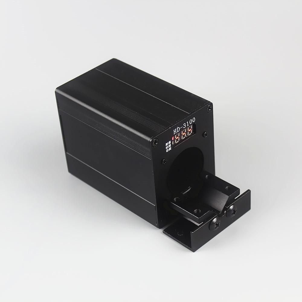 Digital Engine Meter Shooting Gun Tester Tachometer Gauge Inductive LCD for Gasoline Engine Racing Motorcycle ATV Boat aluminum water cool flange fits 26 29cc qj zenoah rcmk cy gas engine for rc boat