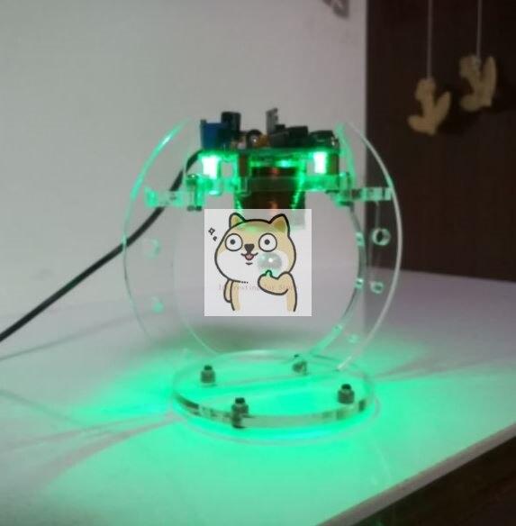Kit de lévitation magnétique Pull-up/ornements magnétiques pour la Production électronique bricolage expérience scientifique créative de jouet
