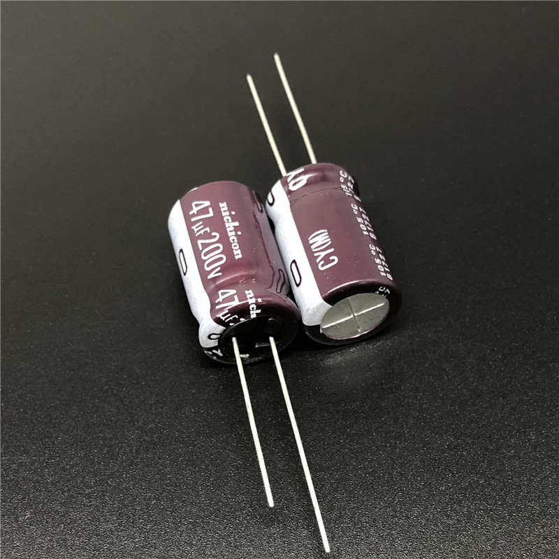 10//100pcs 68uF 250V Nichicon CS 12.5x25mm 250V68uF High ripple current Capacitor