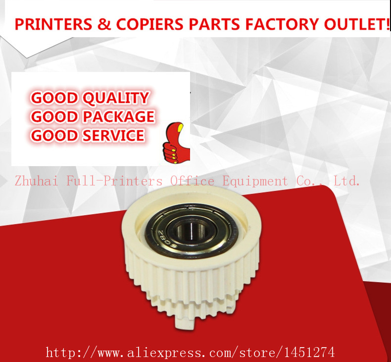 5 pcs Good Quality, Compatible New 25T 34T Image Unit Drive Gear For RICOH AFICIO 1035 1045 2035 2045P 3035 3045