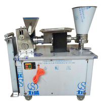 Multifunctional automatic small samosa spring roll dumpling machine