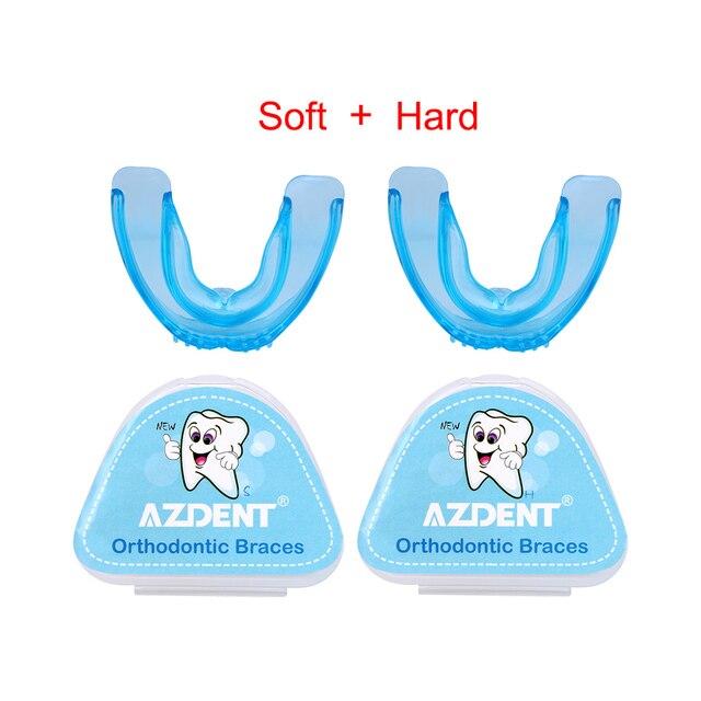 Orthodontic Braces Dental Brace Silicone Teeth Alignment Trainer ...