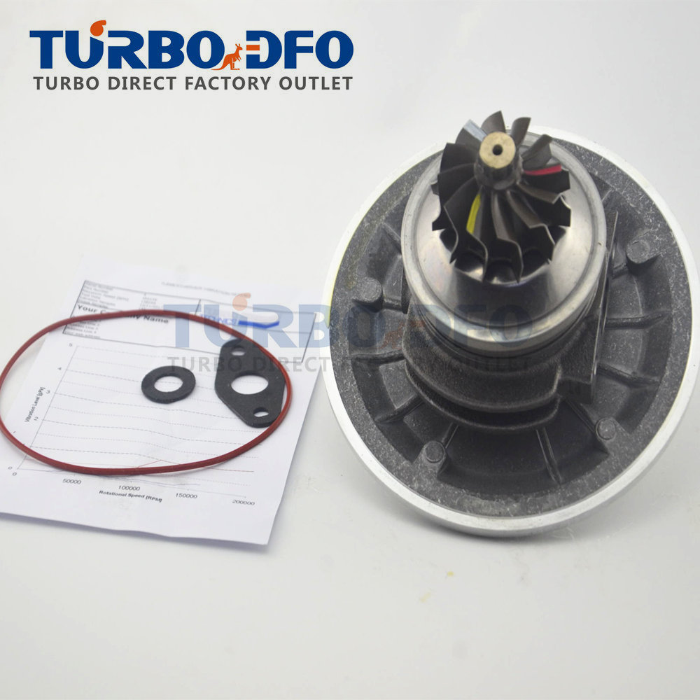 Turbo charger GT2052S cartridge core CHRA for Land Rover Defender Discovery II 2.5 TDI TD5 452239 / PMF100410 / PMF100460 turbo cartridge chra core gt2052s 721843 0001 721843 5001s 721843 for ford ranger 2 8l 01 power stroke hs2 8 130hp