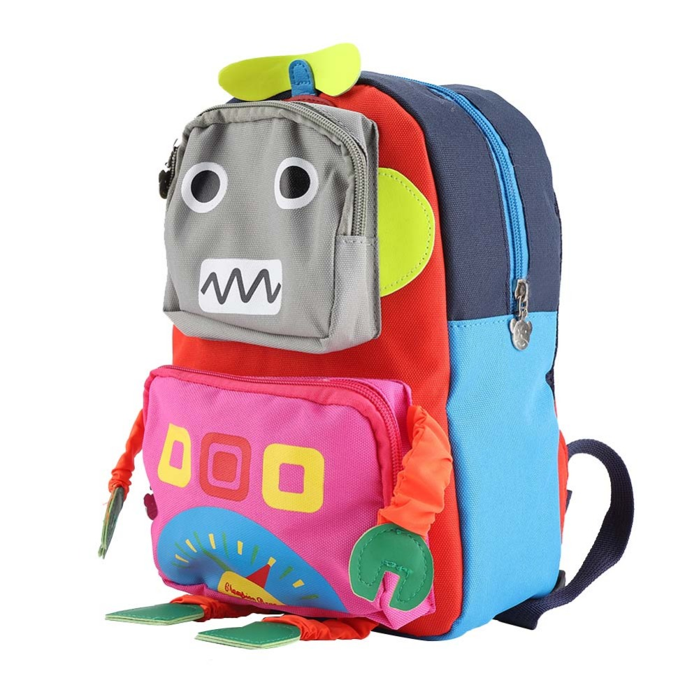 Detail Feedback Questions about Child Cute Toddler School Travel Bag Kid  Anti lost Backpacks Baby Cartoon 3D Robot Shape Kindergarten Cool Boys Small  ... 781fda3494d27