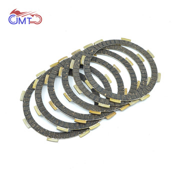 For Honda CRF150R 2006-2017 RB 2007-2017 RII 2006-2009 2013-2015 CR125R Elsinore 1981 Clutch Friction Disc Plate Kit 6 Pieces image