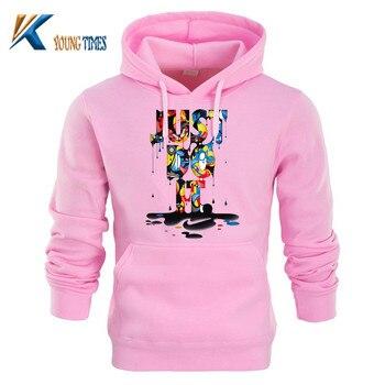 YOUNG TIMES 2018 nouveau hoodies mode couleur Streetwear sweat à capuche hommes sweat à capuche pour femme sweat homme sweatshirts hommes