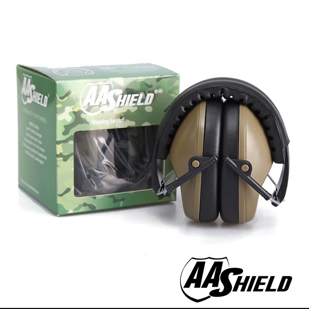 bilder für AA Schild Schallisolierung Mini Gehörschutz Schießen Hören Protector Rauschunterdrückung Werkzeuge 25.8DB OD