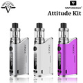 Original Vaporesso Attitude Kit 80W TC/VW Attitude  mod & 2ml Estoc Tank with EUC Ceramic Coil and EUC Tradition Coil Vaporizer