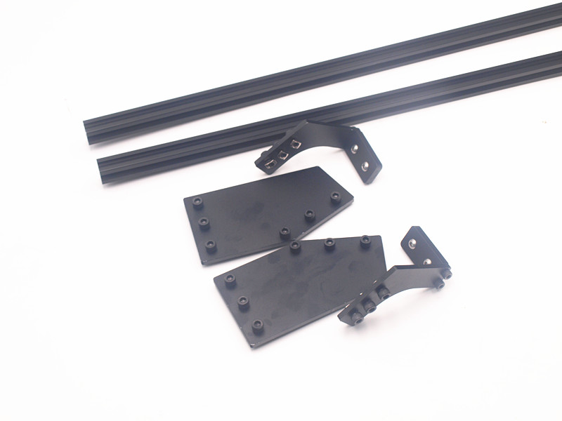 Frame Braces for Tornado CREALITY 3D Printer frame Upgrade Parts Supporting Rod Set for Creality CR