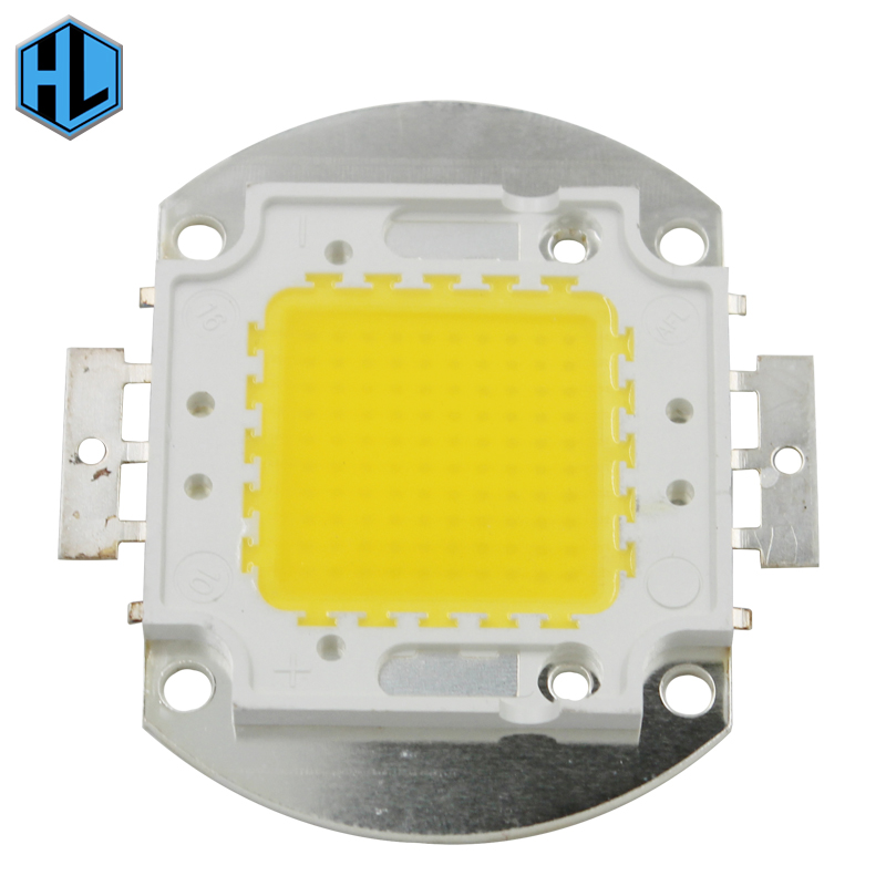 все цены на Super 100W LED Integrated High power LED bulb White/Warm white EPISTAR COB Chips led lamps DIY онлайн